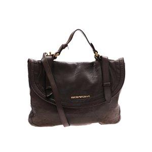 Brown  Emporio Armani Cross Body Bag