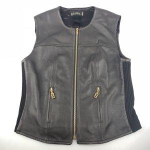 Brown  Escada Leather Jacket