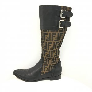 Brown  Fendi Boot