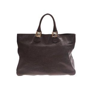 Brown  Fendi Cross Body Bag