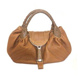 Brown  Fendi Shoulder Bag