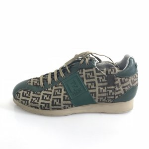 Brown  Fendi Sneaker