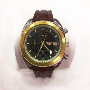 Brown  Giorgio Armani Watch
