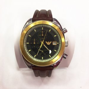 Brown  Giorgio Armani Watch
