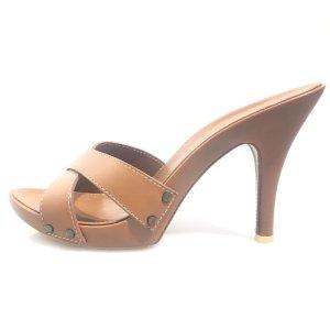 Brown  Giuseppe Zanotti Flip Flop