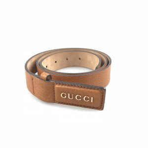 Gucci Cinturón marrón