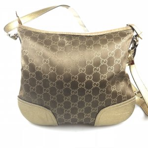 Brown  Gucci Cross Body Bag
