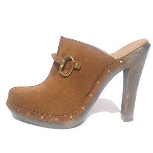 Brown  Gucci Flip Flop