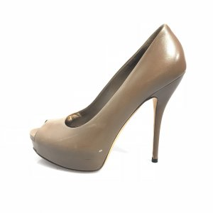 Brown  Gucci High Heel