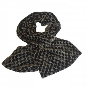 Brown  Gucci Scarf