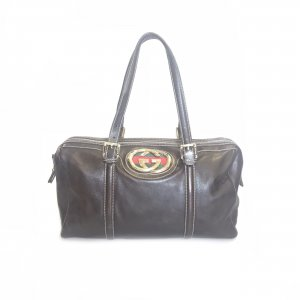 Brown  Gucci Shoulder Bag