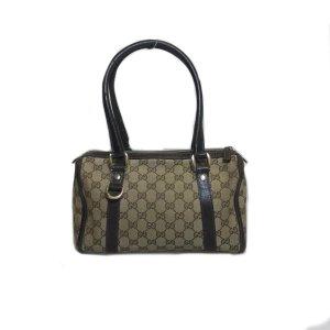 Gucci Sac porté épaule brun