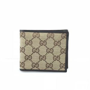 Gucci Cartera marrón
