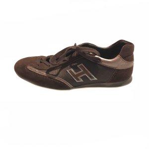 Brown  Hogan Sneaker