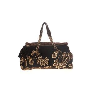 Brown  Just Cavalli Shoulder Bag