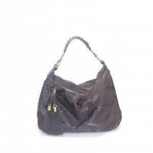 Brown  Just Cavalli Shoulder Bag