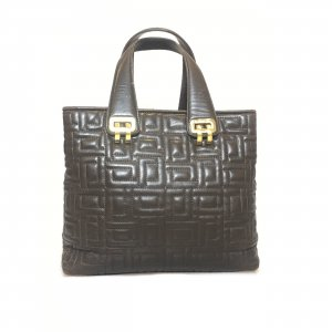 Brown  Lancel Shoulder Bag