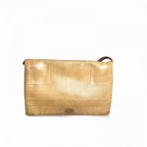 Brown  Lanvin Clutch