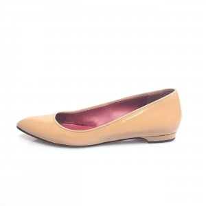 Brown  Lanvin Flat