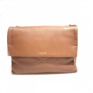Brown  Lanvin Shoulder Bag