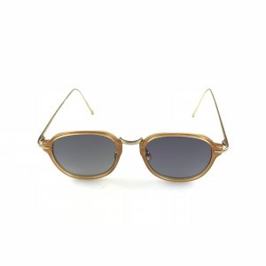 Brown  Linda Farrow Sunglasses