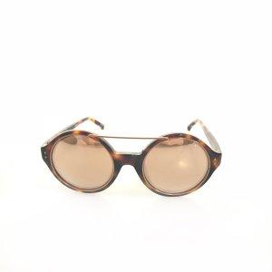 Brown  Linda Farrow Sunglasses