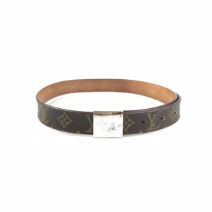 Brown  Louis Vuitton Belt