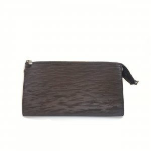 Brown  Louis Vuitton Clutch