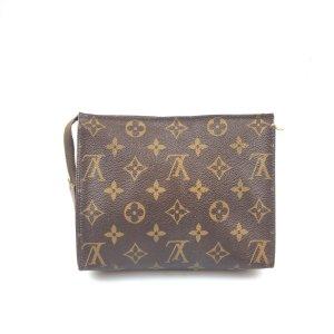 Brown  Louis Vuitton Clutch
