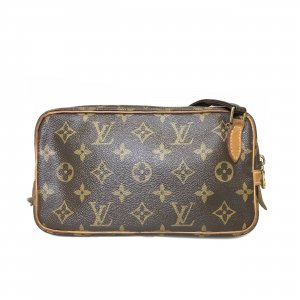 Brown  Louis Vuitton Cross Body Bag