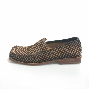 Louis Vuitton Zakenschoenen bruin