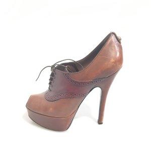Brown  Louis Vuitton High Heel