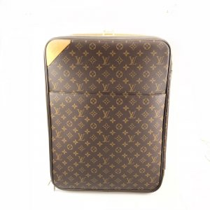 Louis Vuitton Equipaje marrón