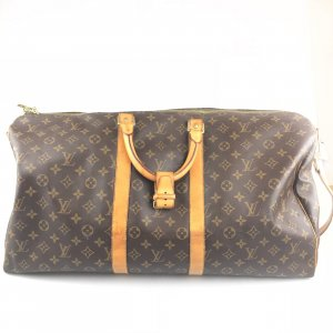 Brown  Louis Vuitton Luggage