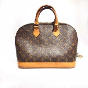 Brown  Louis Vuitton Shoulder Bag