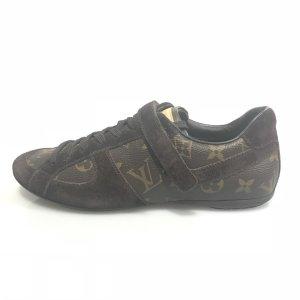 Brown  Louis Vuitton Sneaker