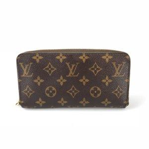 Brown  Louis Vuitton Wallet