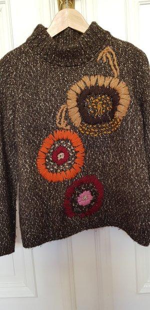 Brown Maliparmi Pullover