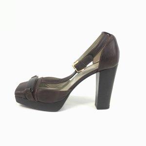 Brown  Max Mara High Heel