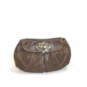 Brown  Miu Miu Clutch