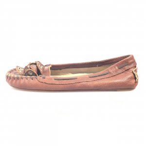 Brown  Miu Miu Flat