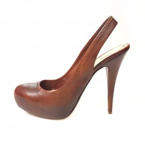 Brown  Miu Miu High Heel
