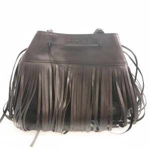 Brown  Miu Miu Shoulder Bag