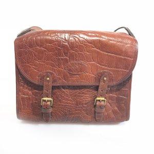 Brown  Mulberry Cross Body Bag