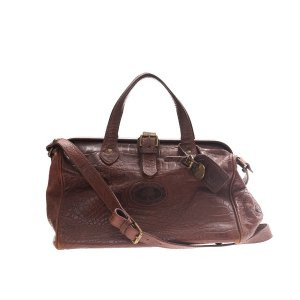 Mulberry Shoulder Bag brown red