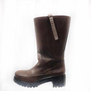 Brown  Prada Boot