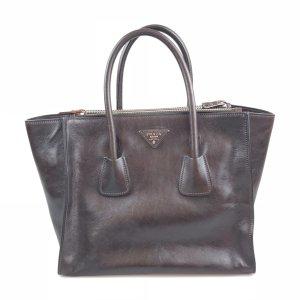 Brown  Prada Cross Body Bag