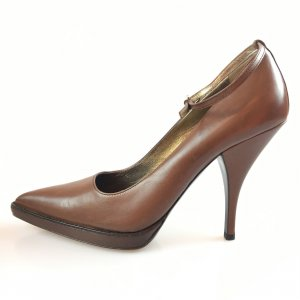 Brown  Prada High Heel