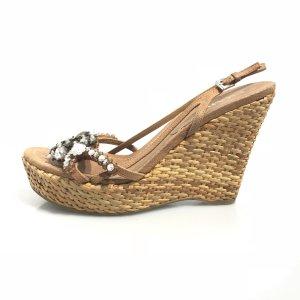 Brown  Prada Sandal