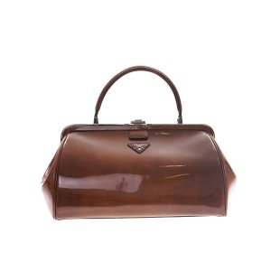 Brown  Prada Shoulder Bag